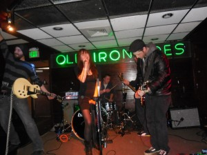 Iron Hearts w/Saralyn